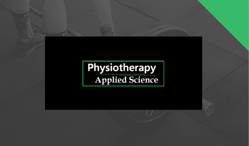 PHYSIOTHERAPY-APPLIED-SCIENCE